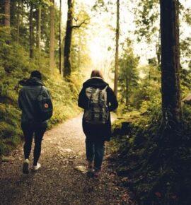 Waarom is wandelen beter dan hardlopen?